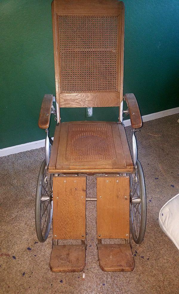 - Antique Wheelchair (Antiques) In Milpitas, CA - OfferUp