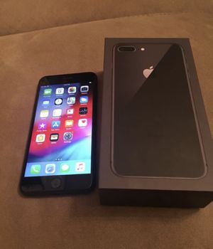 Like New iPhone 8 Plus 68GB (Unlocked) for Sale in Silver Spring, MD