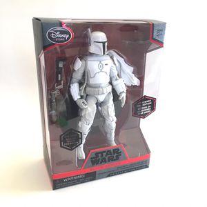 Disney Store Star Wars Elite Boba Fett Prototype Star Wars Day Exclusive Die Cast for Sale in Avondale, AZ