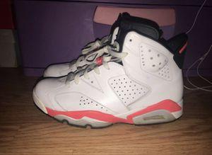 """Retro Jordan 6 """"Infrared"""" for Sale in Severn, MD"""