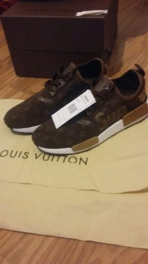 outlet store 4018a 9fb02 Louis Vuitton × Supreme Adidas NMD Boost for Sale in Port St ...