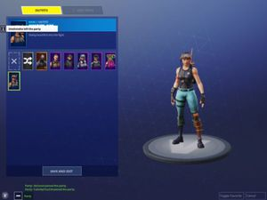 FA FORTNITE ACCOUNT (PAYPAL ONLY!) NOT GOING FIRST for Sale in New York, NY