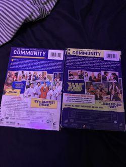 Community (Season 1 - 2) Thumbnail