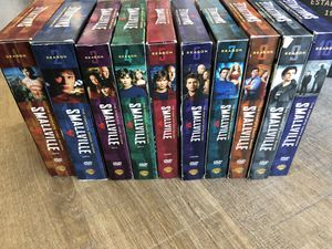 Smallville Seasons 1-10 for Sale in Lakewood, CO