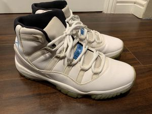 "f49afe0ccb92b5 Air Jordan 11 Retro Legend Blue ""Columbia"" for Sale in Alhambra"