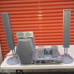 Panasonic home theater sound system for Sale in Hyattsville, MD