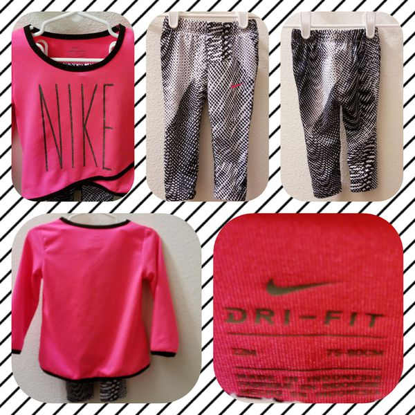0a4fcb1071 Nike toddler girl outfit for Sale in Boerne, TX - OfferUp