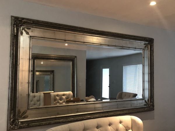 Tall Large Mirror New Elegantly Beautiful Wide 96 X54 700