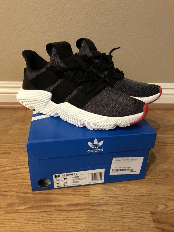 Adidas prophere hombres zapatos tamaño para la venta en Rancho Cucamonga, CA