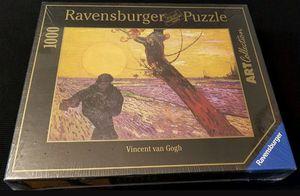 NEW! 2003 Ravensburger Original 1000pc. Puzzle Vincent Van Gogh ART Collection for Sale in Las Vegas, NV