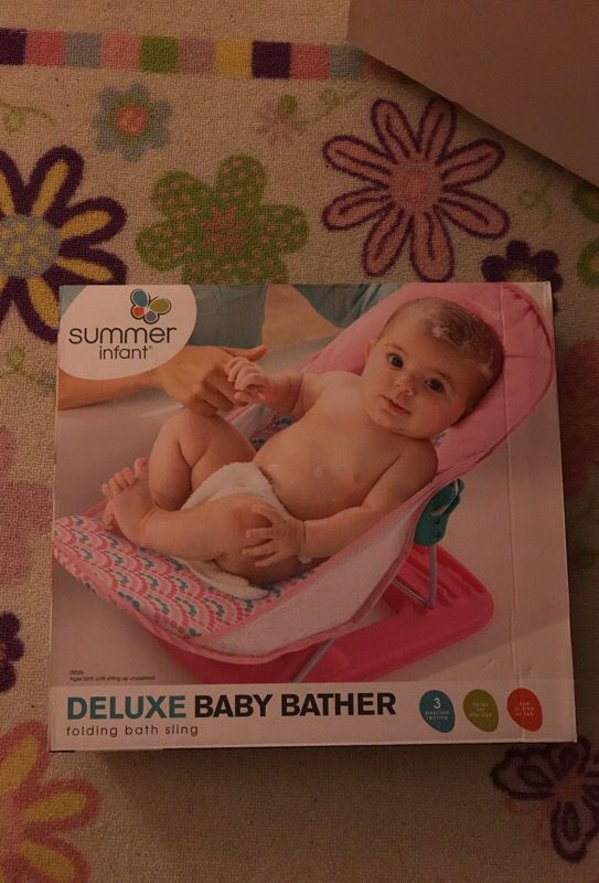 Infant girl bather for Sale in Boiling Springs, SC - OfferUp