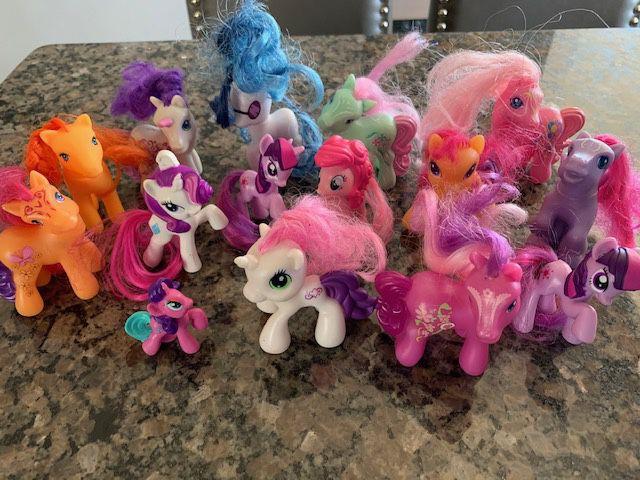 Little Ponies Pu 60630