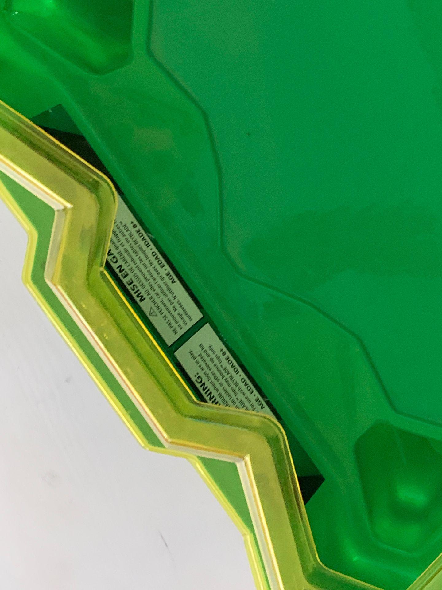 Green bayblade stadium