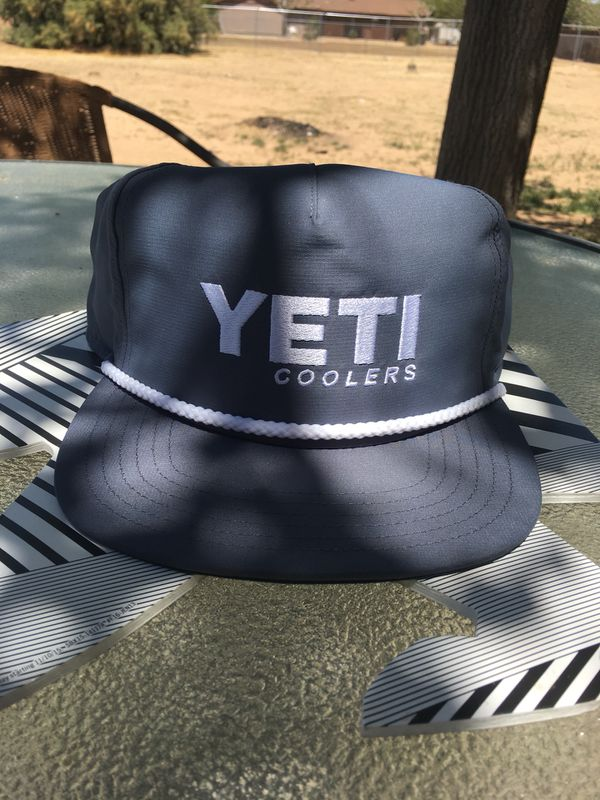 bd057299cfaf9 Yeti Coolers Snapback hat for Sale in Apple Valley