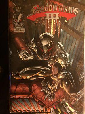 Shadowhawk III Comicbook for Sale in Fircrest, WA