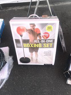 Boxing set Thumbnail