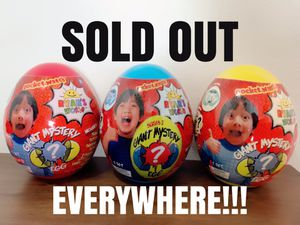 Ryan's Toy Review Mystery Egg for Sale in Fontana, CA