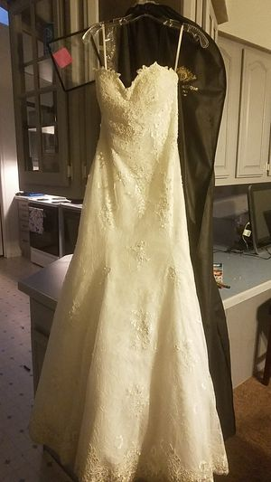 New and Used Wedding dresses for Sale in Tucson, AZ - OfferUp