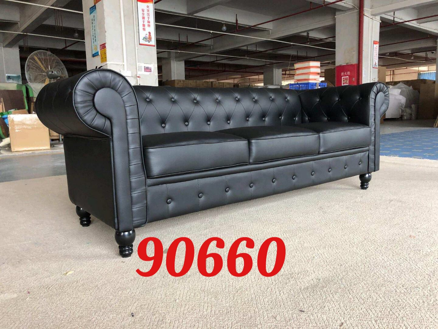 Black Friday special. Sofa or loveseat. Black or white $199 or 2 for $350. Free delivery.