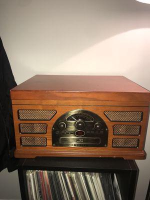 Crosley Record Player (5-in-1) for Sale in Fairfax, VA