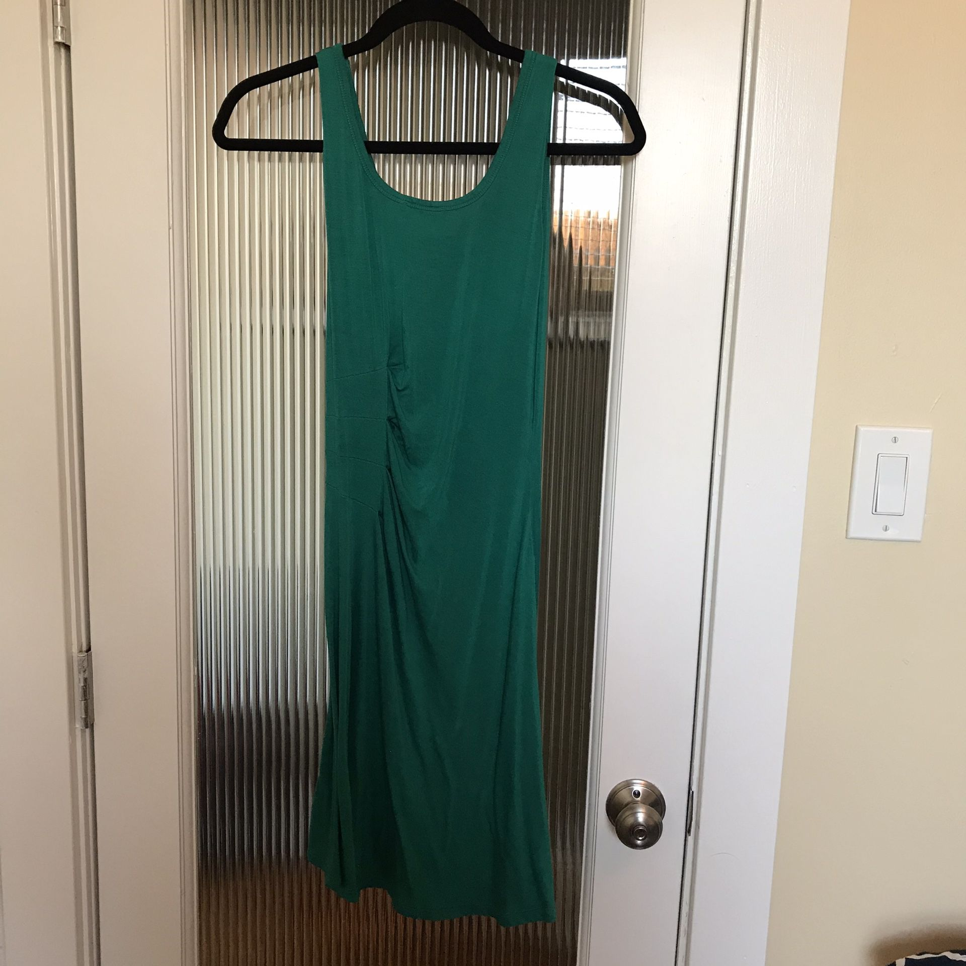 Calvin Klein Green Dress Size 2