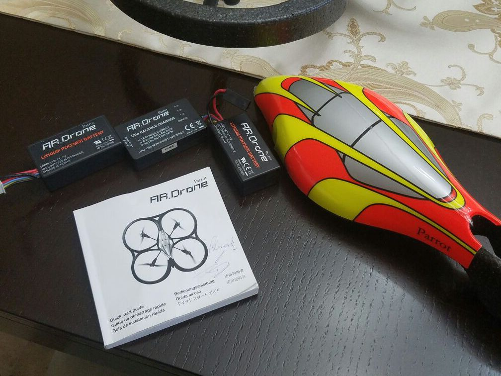 DRONE EXTRA BATTERY INCLUDING