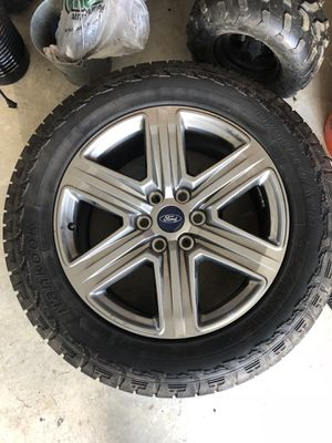 New 2018 f150 fx4 RIMS ONLY for sale  Inola, OK
