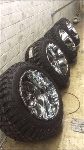 22x14 XD Riots 325/50r22 Cooper STT Pro Mud Tires for Sale ...