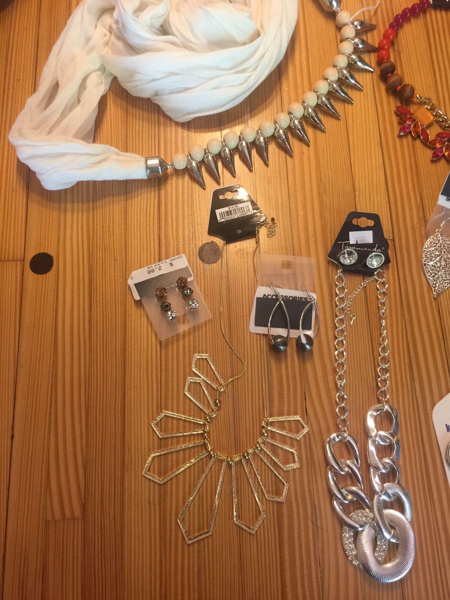 Jewelry lot all in picture for $30