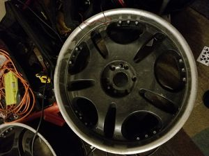 "4-24"" rims 6lug off a chevy/GMC for Sale in District Heights, MD"