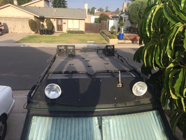 Safari Style Roof Rack for Range Rover Classic for Sale in Anaheim, CA -  OfferUp