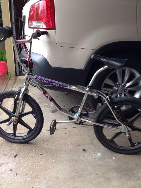 92 GT Performer Bicycle