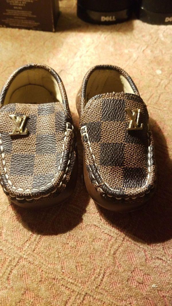9a7634e20de47 Louis vuitton baby shoes for Sale in Phoenix, AZ - OfferUp