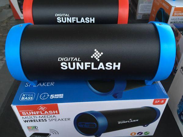 Digital Sunflash Multi-Media Wireless Speaker SF8