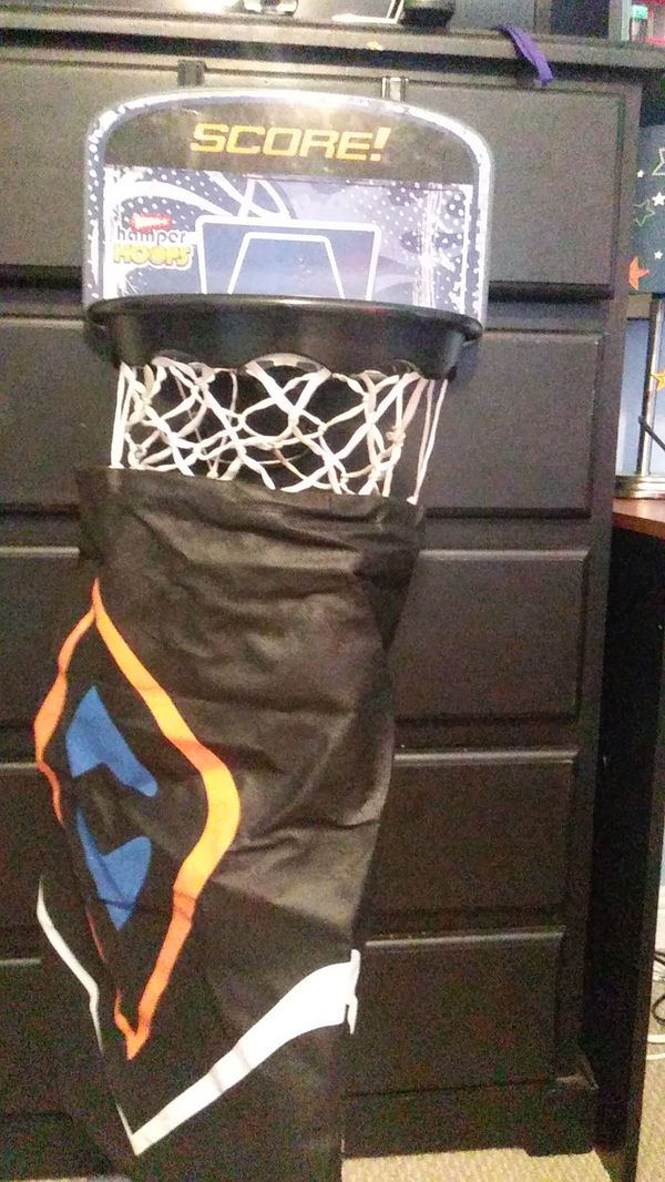 Basketball Hoop Laundry Basket Awesome Basketball Hoop Laundry Basket For Sale In Oak Hills CA OfferUp