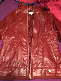 Red jacket Thumbnail