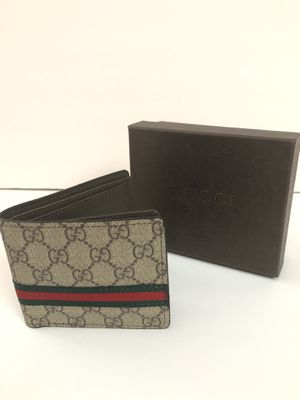 6d58a6b9fc14ec New and Used Gucci wallet for Sale in Baldwin Park, CA - OfferUp