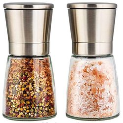 Sleek Elegant Grinders - Have Your Salt & Pepper The Way You Like Them! Thumbnail