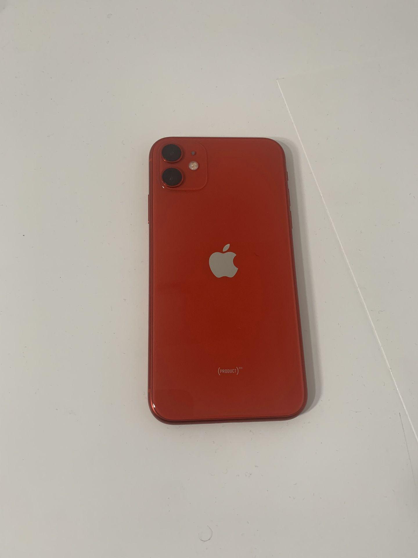 Apple IPhone 11 64gb + Apple AirPods