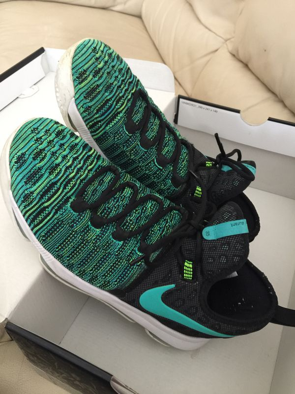 49c9f18ef760 KD 9 Birds of Paradise size 11 for Sale in Houston