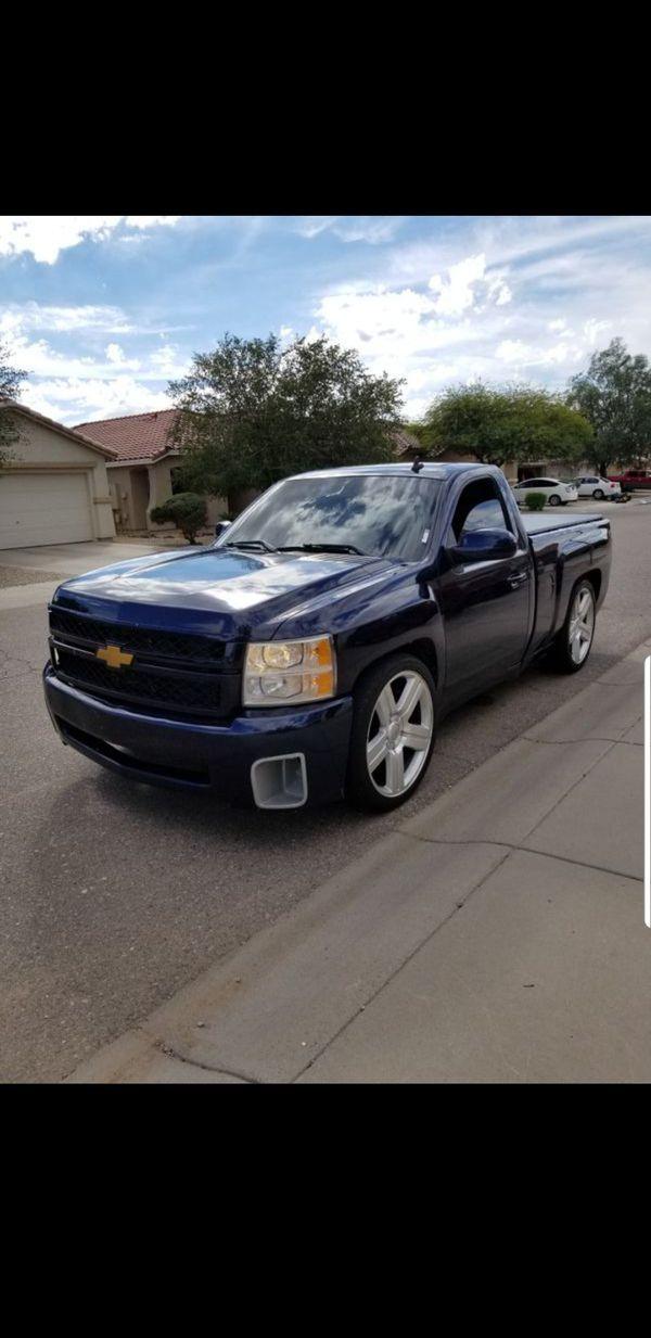 07 Silverado Cammed 6 0 For Sale In Phoenix  Az