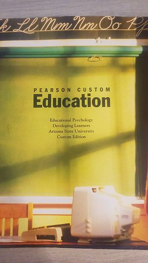 educational psychology, developing learners education textbook for Sale in Nashville, TN