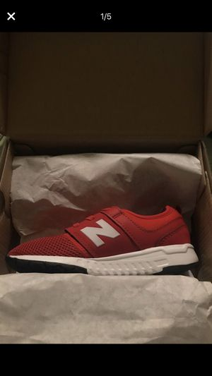 Kids size 10 New Balances. NEW never used. for Sale in Alexandria, VA