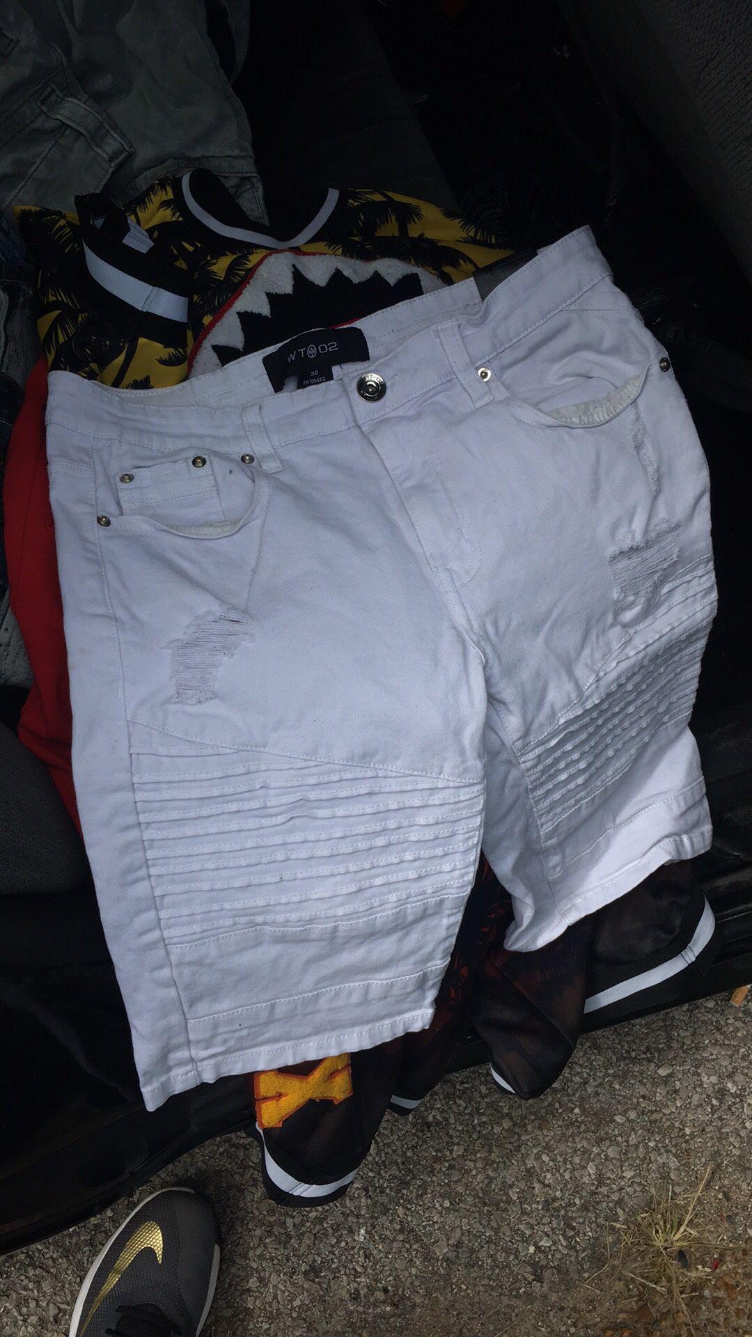 Grindhouse pants