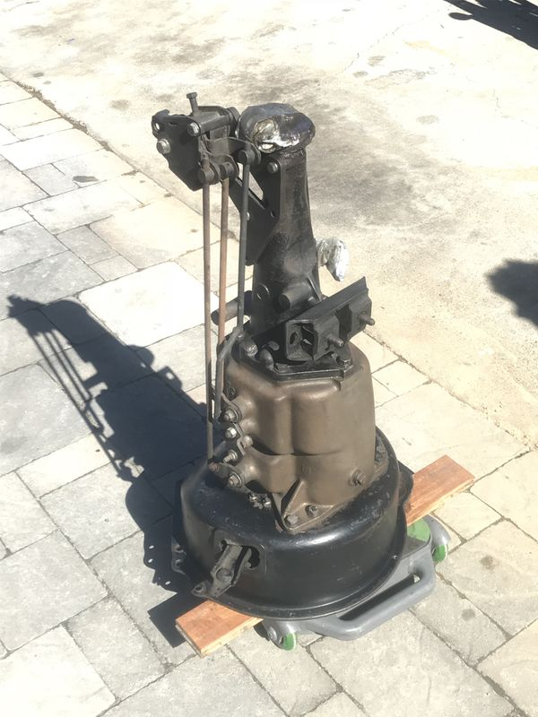 Ford Top Loader 4 Speed manual Transmission w Hurst shifter and Lakewood  Scatter shield  Hi-Performance! Mustang Fastback for Sale in Rosemead, CA -