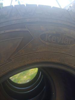30' Wrangler All Terrain Tires Thumbnail