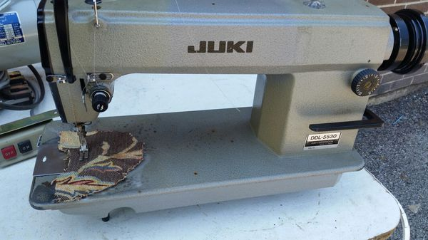 Juki Ddl 40 Sewing Machine Head For Sale In Schaumburg IL OfferUp Fascinating Juki Sewing Machine For Sale