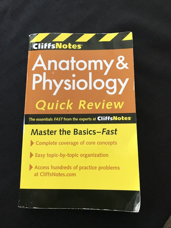 Cliff notes A&P for Sale in Glendale, AZ - OfferUp