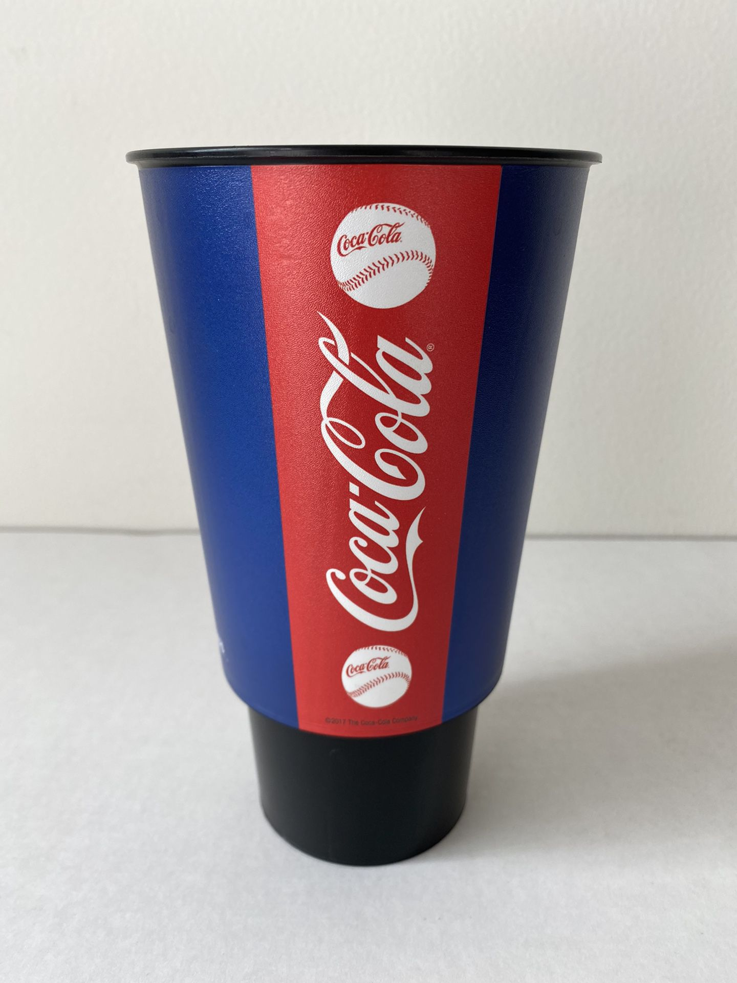 Set of 4 LA Dodgers NL Champions Cups from the 2017 season