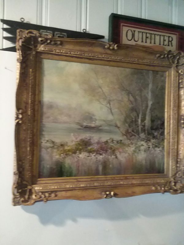 Pictures frame excelent condition for Sale in Winston-Salem, NC ...
